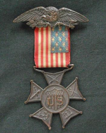 GAR Medal - Taos News